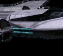 CY-30 starfighter