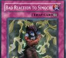 Mala Reacción de Simochi