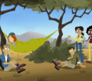 List of human characters in Wild Kratts