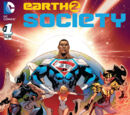 Earth 2: Society/Covers