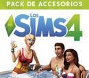 Los Sims 4: Patio de Ensueño - Accesorios