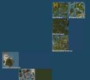Hinterland-Iberia Microcontinents