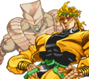 JoJo's Bizarre Adventure Combatants