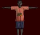 Niño zombi