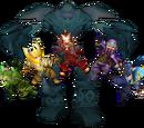 Mighty Morphin' Midget Gnomes