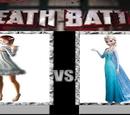 Princess Elise vs Queen Elsa