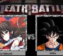 'Dragon Ball vs Touhou Project' themed Death Battles