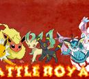 Eeveelution Battle Royale (Blippeeddeeblah)