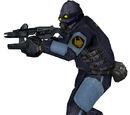 Soldado de la Vigilancia