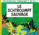 N°19 Le schtroumpf sauvage