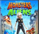 Monsters vs. Aliens Home Video