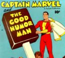 Captain Marvel and the Good Humor Man