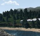 Misty Island Seashore