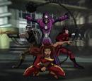 Los Cuatro Terribles