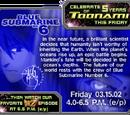 Toonami 5 Year Anniversary