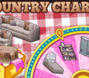 Country Charm Spree Spinner