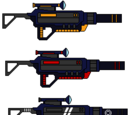 AXWAL Weapons