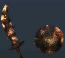MH3U - Épée et Bouclier - Épée usée
