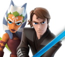 Star Wars: Twilight of the Republic Play Set