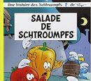 N°24 Salade de Schtroumpfs