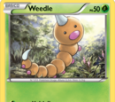Weedle (Duelos Primigenios TCG)