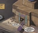 Comic locations