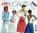 McCall's 2387 B