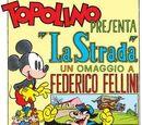 """Topolino presenta """"La strada"""""""