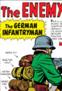 Sgt Fury The Enemy that Was! Pin Up.jpg