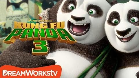 Kung Fu Panda films