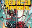 Red Hood/Arsenal Vol.1 1