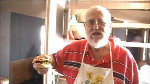 Grandpa's kitchen with Angry Grandpa - Grillin' Out