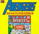 Avengers Masterworks Vol 1 1