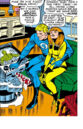 Crystalia Amaquelin (Earth-616) and the Human Torch from Fantastic Four Vol 1 64.jpg