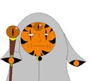 Viejo ojo de tigre