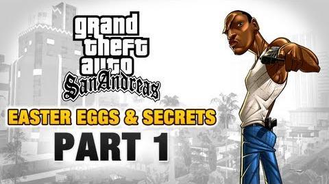 Easter Eggs in GTA San Andreas