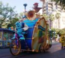Pixar Play Parade