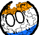 Dutch Speaking Countryball