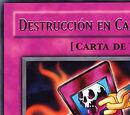 Destrucción en Cadena