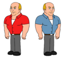 The Heavy Weapons Guy (Team Fortress Series)