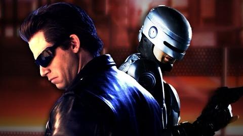 Terminator vs Robocop