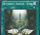 Daga Mariposa - Elma