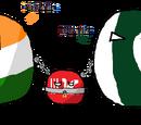 Indo-Pakistani Wars