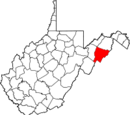 Hardy County, West Virginia