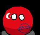 Regionballs of Turkeyball