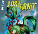 Green Lantern: The Lost Army Vol 1 1