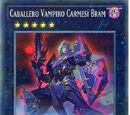 Caballero Vampiro Carmesí Bram