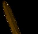 Золотой нож