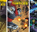 XD1/Exclusive TMNT Comic Variants For San Diego Comic Con 2015