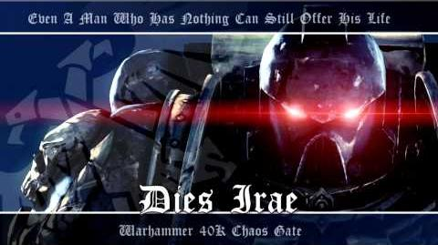 Chaos Gate OST 007 - Dies Irae Warhammer 40K Soundtrack Music